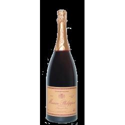 Champagne rosé - bouteille